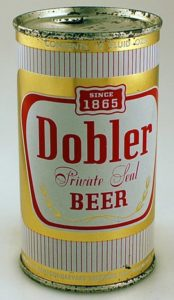 Dobler Beer Can
