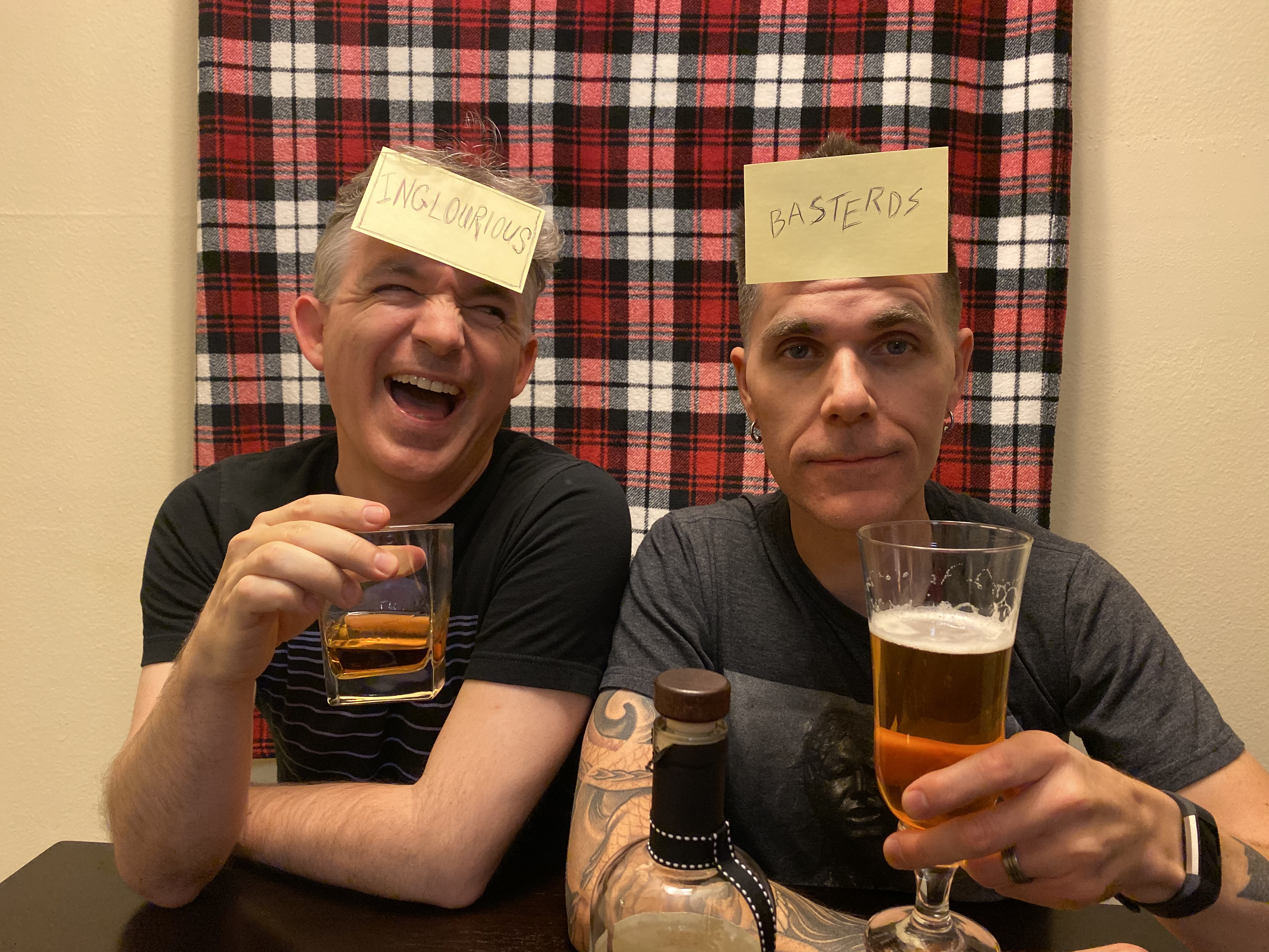 Jeff & Dan Basterds