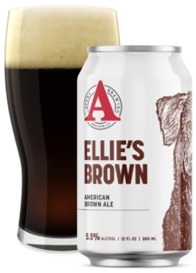 Ellie's Brown Ale by Avery Brewing